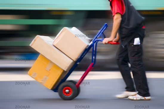 Paketdienst