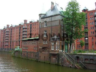 Hamburg-Speicherstadt 2007/2