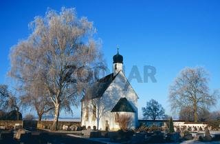 Michaelskapelle auf dem Friedhof Hirrlingen