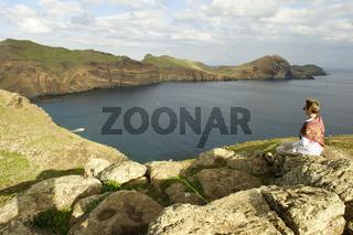 Portugal, Madeira, Halbinsel Ponta de Sao Lourenco