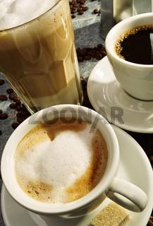 Kaffee Trio