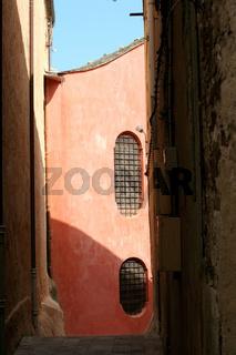 Kirche Detail Bastia,Corse