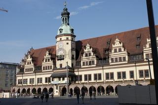 Leipzig, Altstadt, Altes Rathaus