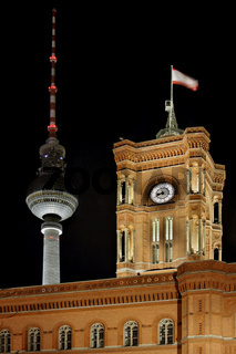 Rote Rathaus II