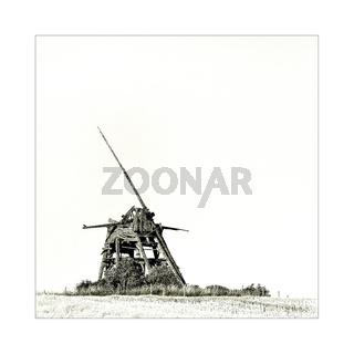 Windmühle_Ruine