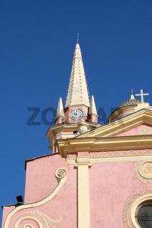Kirche Calvi