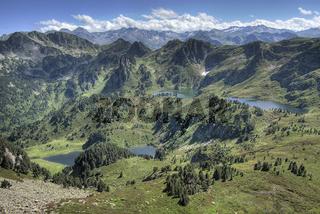 Drei Seeen, Three lakes