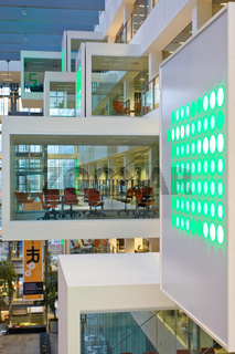 Atrium ITU Universität Kopenhagen