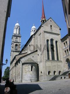 Dom Großmünster, Zürich