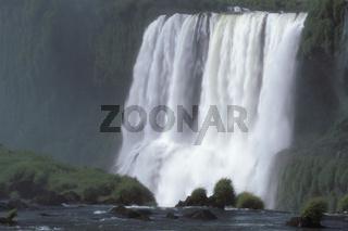 Iguazu Falls, Water fall, Wasserfall,