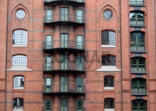 Hamburg-Speicherstadt 2007/9