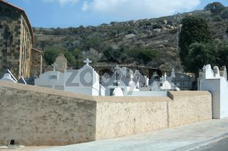 Friedhof, Korsika