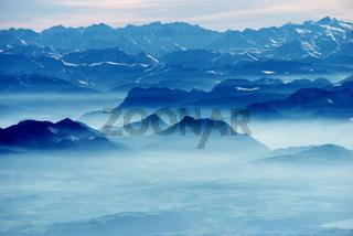 Süddeutsche Alpen