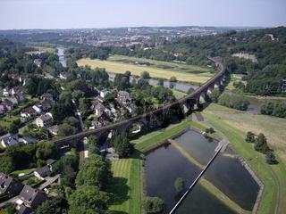 Eisenbahn Viadukt