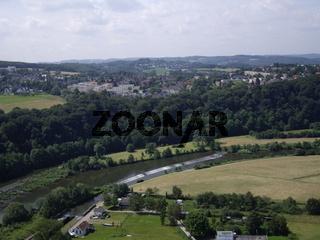 Luftbild Ruhr Witten