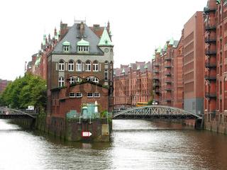 Hamburg-Speicherstadt