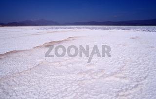 Lac Assal, Assalsee, Djibouti, Dschibuti, Afrika, Africa