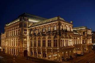 Die Staatsoper Wien