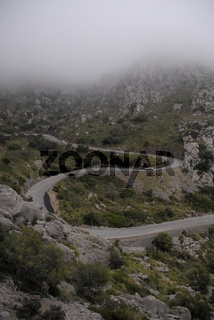 Mallorca, Berge, Sa Calobra