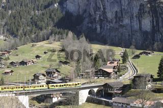 Lauterbrunnen, Schweiz, Switzerland, swiss alps, Europe