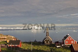 Ilulissat, Greenland, Groenland