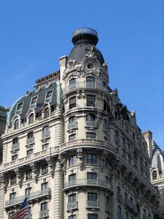 Jugendstil-Gebäude, New York