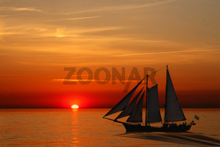 Seefahrerromantik - romantic sailing
