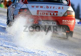 Rallye-Detail / Rückansicht
