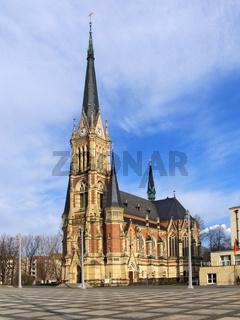 St. Petri-Kirche in Chemnitz  (Sachsen)