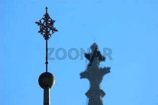 Kirchturmspitzen