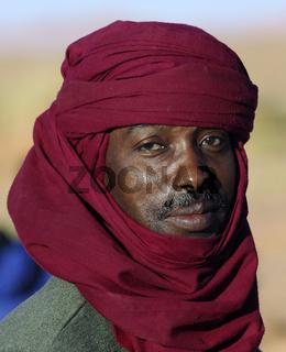 Tuareg Mann Libyen