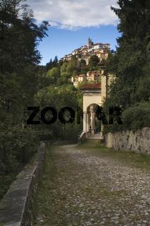 Sacro Monte di Varese, Wallfahrt, Pilgerweg