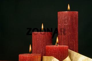 Arrangement zum Advent
