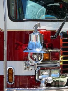 Feuerwehrglocke des SFFD