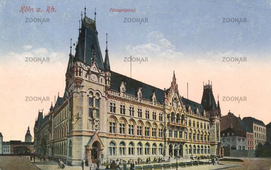Köln Hauptpost