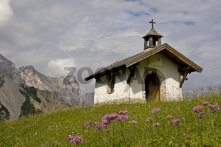 Kapelle im Halleranger Tal / little chapel