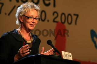 Andrea Schurian, Moderatorin