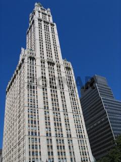 Wolkenkratzer, Manhattan