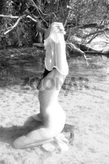 Engel im Wasser 023