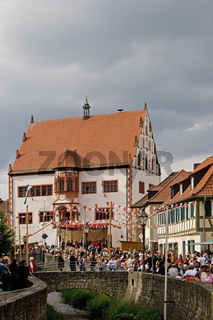 Weinfest in Dettelbach / Event in Franc