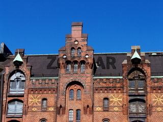 Speicherstadt/ Alt Hamburg
