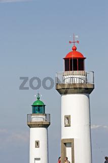 Belle-Ile, Le Palais, Leuchtturm