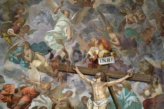 Kreuzigung, Crucifixion, Sacro Monte di Varese