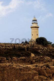 Leuchtturm von Pafos