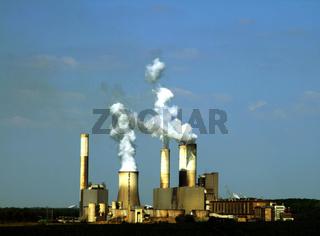 Kohlekraftwerk / Industry