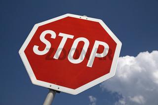 Stopschild/ Stop sign