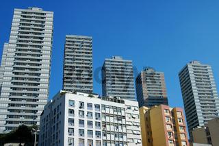 Urbanität, Rio, Brasilien