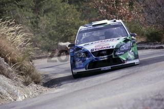 Rallye Monte-Carlo, Ford Stobart