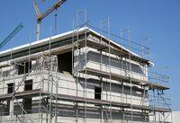 Under construction | Baustelle Rohbau