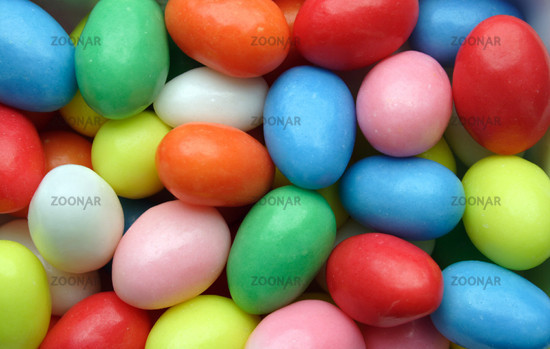 Candy easter eggs | Bunte Mürbeier
